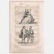 DÉTAILS 06 | Modes et Costumes Français du XVIème Siècle (16ème) - Cour du Roi de France - Louis XII (1500)