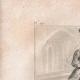 DÉTAILS 05   Modes et Costumes Français du XVème Siècle (15ème) - Jeanne d'Arc - Cour du Roi de France - Charles VII (1430)