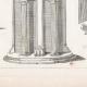 DÉTAILS 05 | Planche 316 de l'Encyclopédie Méthodique - Les Antiquités - Grèce Antique - Rome Antique - Egypte Antique - Art et Meubles