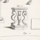 DETAILS 04 | Plate 314 of the Methodical Encyclopedia - Antiquities - Ancient Greece - Ancient Rome - Ancient Egypt - Art and Pieces of Furniture