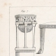 DETAILS 05 | Plate 314 of the Methodical Encyclopedia - Antiquities - Ancient Greece - Ancient Rome - Ancient Egypt - Art and Pieces of Furniture