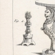 DETAILS 07 | Plate 314 of the Methodical Encyclopedia - Antiquities - Ancient Greece - Ancient Rome - Ancient Egypt - Art and Pieces of Furniture
