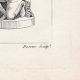 DETAILS 02   Plate 313 of the Methodical Encyclopedia - Antiquities - Ancient Greece - Ancient Rome - Ancient Egypt - Art and Pieces of Furniture