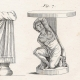 DETAILS 04   Plate 313 of the Methodical Encyclopedia - Antiquities - Ancient Greece - Ancient Rome - Ancient Egypt - Art and Pieces of Furniture