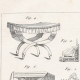 DETAILS 07   Plate 313 of the Methodical Encyclopedia - Antiquities - Ancient Greece - Ancient Rome - Ancient Egypt - Art and Pieces of Furniture