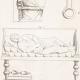 DETALLES 03   Plancha 310 de la Enciclopedia Metódica - Las Antigüedades - Antigua Grecia - Antigua Roma - Antiguo Egipto - Arte y Muebles