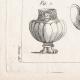 DÉTAILS 02 | Planche 170 de l'Encyclopédie Méthodique - Les Antiquités - Grèce Antique - Rome Antique - Egypte Antique - Art - Vases et Céramiques