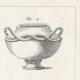 DÉTAILS 06 | Planche 170 de l'Encyclopédie Méthodique - Les Antiquités - Grèce Antique - Rome Antique - Egypte Antique - Art - Vases et Céramiques