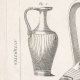 DETAILS 03 | Plate 175 of the Methodical Encyclopedia - Antiquities - Ancient Greece - Ancient Rome - Ancient Egypt - Art - Vases and Ceramics