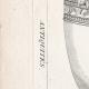 DÉTAILS 01 | Planche 180 de l'Encyclopédie Méthodique - Les Antiquités - Grèce Antique - Rome Antique - Egypte Antique - Art - Vases et Céramiques