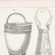 DÉTAILS 06 | Planche 180 de l'Encyclopédie Méthodique - Les Antiquités - Grèce Antique - Rome Antique - Egypte Antique - Art - Vases et Céramiques