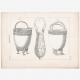 DÉTAILS 07 | Planche 180 de l'Encyclopédie Méthodique - Les Antiquités - Grèce Antique - Rome Antique - Egypte Antique - Art - Vases et Céramiques