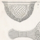 DETAILS 04   Plate 179 of the Methodical Encyclopedia - Antiquities - Ancient Greece - Ancient Rome - Ancient Egypt - Art - Vases and Ceramics