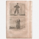 DETAILS 06   Fashion and Costumes - The Holy Land - Palestine - Twelve Tribes of Israel - Dervish or Turkish Monk in Jerusalem - Jewish Saleswoman