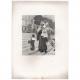 DETAILS 07   Alsatian Woman with her Children - Alsace (Joan Berg)
