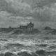 DÉTAILS 03   Mer - Approche d'orage (Théodore Verstraëte)