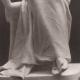 DETAILS 04 | Sculpture - Statue - Woman - Under the Empire (Georges Van der Straeten)