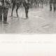 DÉTAILS 01   Régiments de Cavalerie - Cuirassiers - Présentation de l'étendard aux Recrues (Louis Auguste Georges Loustaunau)