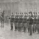 DÉTAILS 06   Régiments de Cavalerie - Cuirassiers - Présentation de l'étendard aux Recrues (Louis Auguste Georges Loustaunau)