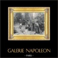 Napoléon Bonaparte - La Révolte de Pavie (Paul-Emile Boutigny)