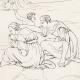 DETAILS 04 | Mythology  - Ancient Greece - Italian Renaissance - The Miraculous Draught (Raffaello Sanzio or Raphael)