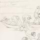 DETAILS 06 | Mythology  - Ancient Greece - Italian Renaissance - The Miraculous Draught (Raffaello Sanzio or Raphael)
