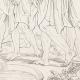DÉTAILS 08   Renaissance Italienne - Bible - Egypte - Joseph Vendu par ses Frères aux Ismaélites (Raffaello Sanzio dit Raphaël)
