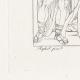 DÉTAILS 02   Mythologie - Nymphe - Anges - Renaissance Italienne - Les Amours de Psyché et de Cupidon (Eros) : Le Repas de Psyché (Raffaello Sanzio dit Raphaël)