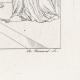 DÉTAILS 03   Mythologie - Nymphe - Anges - Renaissance Italienne - Les Amours de Psyché et de Cupidon (Eros) : Le Repas de Psyché (Raffaello Sanzio dit Raphaël)
