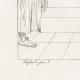 DÉTAILS 02   Mythologie - Renaissance Italienne - Les Amours de Psyché et de Cupidon (Eros) : Les Soeurs de Psyché devenues Reines (Raffaello Sanzio dit Raphaël)