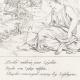 DÉTAILS 01   Mythologie - Renaissance Italienne - Les Amours de Psyché et de Cupidon (Eros) : Psyché Emportée par Zéphyr (Raffaello Sanzio dit Raphaël)