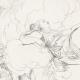 DÉTAILS 08   Mythologie - Renaissance Italienne - Les Amours de Psyché et de Cupidon (Eros) : Psyché Emportée par Zéphyr (Raffaello Sanzio dit Raphaël)