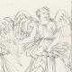 DETAILS 07   Roman / Greek Mythology - Goddess - Italian Renaissance - Alegorical Deities With Their Attributes (Raffaello Sanzio called Raphael)
