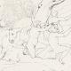 DETAILS 08 | Greek Mythology - Greek Gods - Satyrs - Italian Renaissance - Silenus, Companion of the Wine-god Dionysus (Raffaello Sanzio called Raphael)