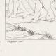 DÉTAILS 02 | Mythologie - Renaissance Italienne - Les Amours de Psyché et de Cupidon (Eros) : Psyché Conduite au Rocher (Raffaello Sanzio dit Raphaël)