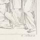 DÉTAILS 03 | Mythologie - Renaissance Italienne - Les Amours de Psyché et de Cupidon (Eros) : Psyché Conduite au Rocher (Raffaello Sanzio dit Raphaël)