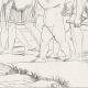 DÉTAILS 07 | Mythologie - Renaissance Italienne - Les Amours de Psyché et de Cupidon (Eros) : Psyché Conduite au Rocher (Raffaello Sanzio dit Raphaël)