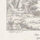 DETAILS 02   Italian Renaissance - Bible - God Appears to Moses in the Burning Bush (Raffaello Sanzio or Raphael)