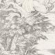 DETAILS 06   Italian Renaissance - Bible - God Appears to Moses in the Burning Bush (Raffaello Sanzio or Raphael)