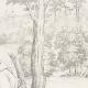 DETAILS 07   Italian Renaissance - Bible - God Appears to Moses in the Burning Bush (Raffaello Sanzio or Raphael)