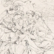 DETAILS 04 | Italian Renaissance - Bible - Joseph Telling His Dream to His Brothers (Raffaello Sanzio or Raphael)