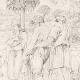 DETAILS 05 | Italian Renaissance - Bible - Joseph Telling His Dream to His Brothers (Raffaello Sanzio or Raphael)