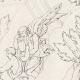 DÉTAILS 05 | Mythologie Romaine - Dieux - Déesses - Renaissance Italienne - Jupiter Accompagné de Junon Va Prendre Possession du Trône Céleste (Raffaello Sanzio dit Raphaël)