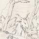 DÉTAILS 08 | Mythologie Romaine - Dieux - Déesses - Renaissance Italienne - Jupiter Accompagné de Junon Va Prendre Possession du Trône Céleste (Raffaello Sanzio dit Raphaël)