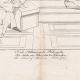 DETAILS 01   IN-FOLIO (Raisin / Grape) - Greek Mythology - Ancient Greece - Italian Renaissance - The School of Athens, or Philosophy (Raffaello Sanzio called Raphael)
