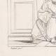 DETAILS 02   IN-FOLIO (Raisin / Grape) - Greek Mythology - Ancient Greece - Italian Renaissance - The School of Athens, or Philosophy (Raffaello Sanzio called Raphael)