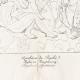 DÉTAILS 01 | IN-FOLIO (Raisin) - Mythologie - Renaissance Italienne - Les Amours de Psyché et de Cupidon (Eros) : Noces de Psyché / Apothéose de Psyché (Raffaello Sanzio dit Raphaël)