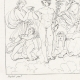 DÉTAILS 03 | IN-FOLIO (Raisin) - Mythologie - Renaissance Italienne - Les Amours de Psyché et de Cupidon (Eros) : Noces de Psyché / Apothéose de Psyché (Raffaello Sanzio dit Raphaël)