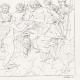 DÉTAILS 04 | IN-FOLIO (Raisin) - Mythologie - Renaissance Italienne - Les Amours de Psyché et de Cupidon (Eros) : Noces de Psyché / Apothéose de Psyché (Raffaello Sanzio dit Raphaël)