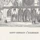 DÉTAILS 01   Vue de Paris - Monuments Historiques de Paris - Eglise Saint Germain l'Auxerrois